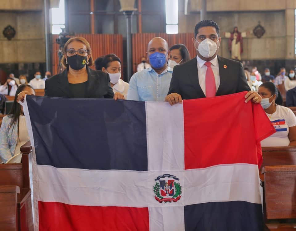 ACTOS DE CONMEMORACIÓN DEL 177 ANIVERSARIO DE LA INDEPENDENCIA NACIONAL.
